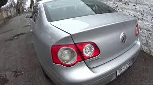 2011 vw cc led tail lights vw passat 2006 tail light replacement youtube