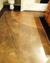 Tile On Concrete Basement Floor by Basement Floor Finishes In Branson Mo Basement Floor Finishes