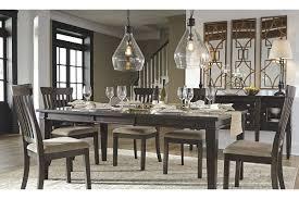 Alexee Piece Dining Room Ashley Furniture HomeStore - Ashley furniture dining room table