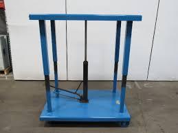 lift table bullseye industrial sales