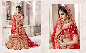 bridal wear rivaj vol 4 lehengas by tarrah designer with heavy work velvet