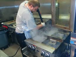 commercial kitchen steam cleaning services baltimore