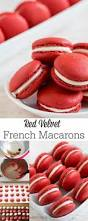 red velvet macarons sweet u0026 savory by shinee