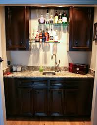 small wet bar sink eclectic recipes home office and wet bar makeover