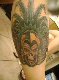 ultimate list of cool aztec tattoo designs cssclick