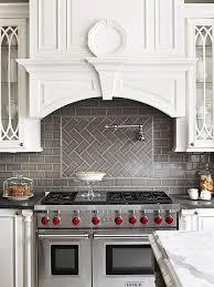 Subway Tiles Backsplash Kitchen Kitchen Backsplash Gray Photogiraffe Me Inside Tile Ideas 12