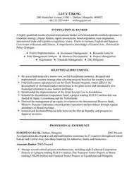 Banker Resume Sample by Investment Banker Resume Example Resume Examples