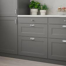 ikea kitchen corner cabinet axstad 2 p door corner base cabinet set gray 13x30