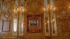 chambre ambre chambre d ambre pétersbourg russie hd stock 653