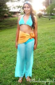 jasmine halloween costume for kids princess jasmine diy no sew u0026 makeup roxy james