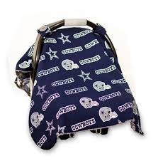 dallas cowboys car seat canopy infant gifts infant