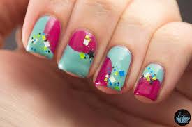 square nail artnailnailsart nail art for long square nails best