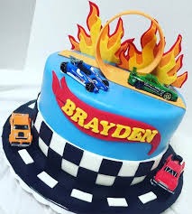 hot wheels cake toppers mattyeatscakes birthday cakes