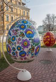 ukrainian decorated eggs kiev ukraine april11 pysanka ukrainian easter egg the exhi