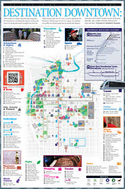 Metro Houston Map by Research Reports Downtown District