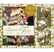 coffret livre de cuisine la cuisine des fées coffret cadeau coffret christine ferber