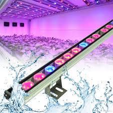 hydroponic led grow lights sale led grow light bar 108w hydroponic led grow light strip red