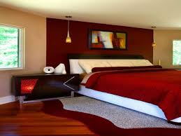 Red And Black Living Room Decor Red Accent Wall In Bedroom Red Bedroom Accents Ideas To Divide A