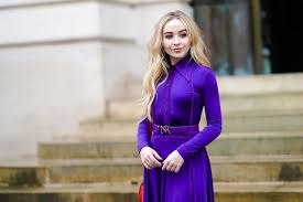 favorite blue sabrina carpenter is about to become your new favorite fashion