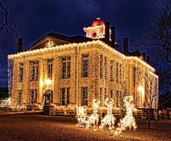 johnson city texas christmas lights 10 small town texas christmas celebrations you don t want to miss