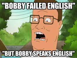 Bobby Hill Meme - dammit bobby upset hank hill quickmeme