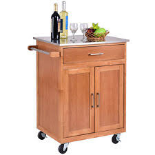 wood kitchen island cart wood kitchen islands kitchen carts ebay