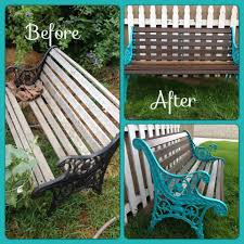 bench project rustoleum new hardware lacquer turned an old
