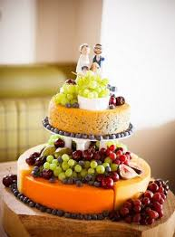 delicious vineyard wedding cakes and cheese towers her101