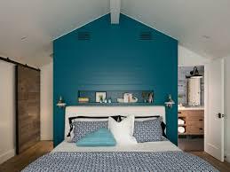 chambre avec mur en mur bleu gris chambre de bb bohme en gris anthracite with mur bleu