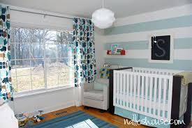 Grey Curtains For Nursery by Nalle U0027s House Nursery Update