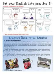 nice reading comprehension activities based on london u0027s festivals