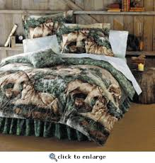 Wolf Bed Sets Wolf Bedding Sets Big Sky Wolf Bed In A Bag 89 95 Big