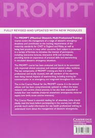 prompt course manual amazon co uk prompt maternity foundation