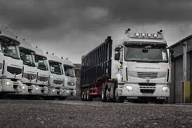 renault trucks premium joseph holloway moves to all renault premium fleet