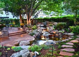 Small Backyard Water Feature Ideas Water Garden Water Feature Interior Design Ideas Petanimuda