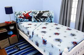 Spiderman Comforter Set Full 4 Pc Spiderman 3 Full Bed Sheet Set Marvel Comics Spider Man Venom