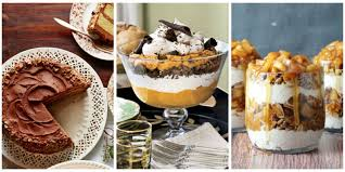 date thanksgiving 2015 40 easy thanksgiving desserts recipes best ideas for