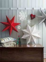 christmas decorations made at home 20 fun to make easy christmas paper crafts with your kids
