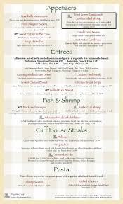 restaurant the cliff house inn of jasper arkansas