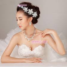 wedding dress necklace silver pearl beaded hair accessory necklace
