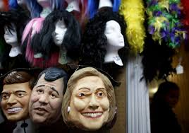 who will be america u0027s next president halloween mask sales have
