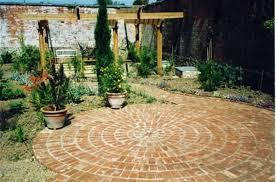 Small Brick Patio Ideas Small Brick Patio Design Idea Feeedbc Golimeco Brick Patio Designs