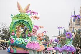 disney easter hops into tokyo disneyland park march 25 disney