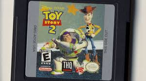 classic game room toy story 2 review for game boy color youtube