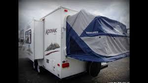 kodiak ultra light travel trailers for sale used 2009 dutchmen kodiak 214 hybrid travel trailer rv for sale in