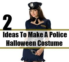 how to make a police halloween costume tips to make a police