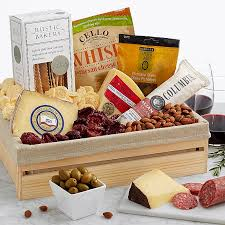 cheese gift box gourmet meat and cheese gift baskets shari s berries