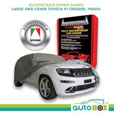 m toyota 4wd car cover storm guard waterproof large to 4 9m toyota fj