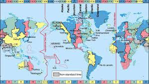 american accent daylight saving time around the world