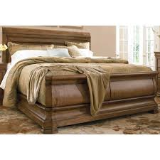 King Sleigh Bedroom Sets by Universal New Lou Louie P U0027s California King Sleigh Bed Uf 07177b